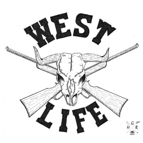 West Life - Männer Premium T-Shirt