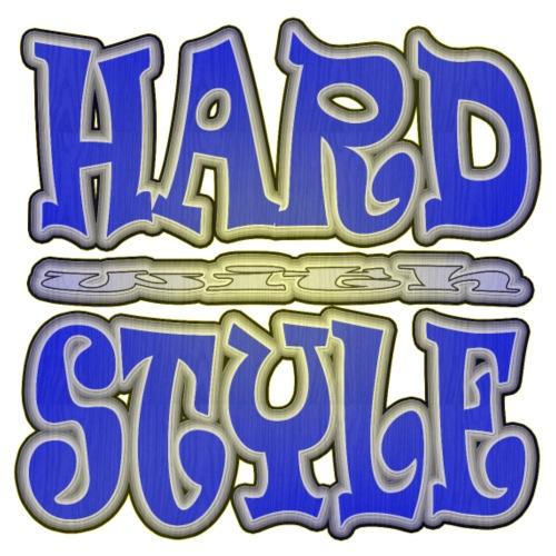 HARD with STYLE - Männer Premium T-Shirt