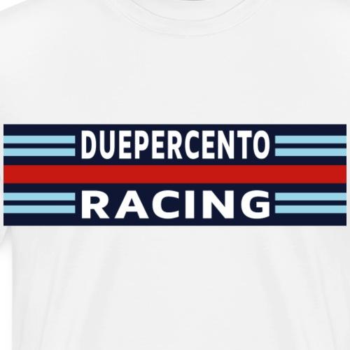 DuePerCento Drink - Maglietta Premium da uomo