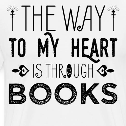 0198 Bücher | Buch | Buchliebhaber | Buchwurm