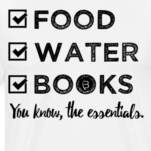 0261 Bücher, Wasser & Essen - Du verstehst?