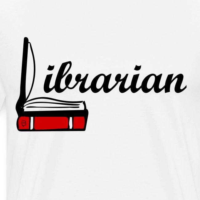 0324 Librarian Librarian Library Book