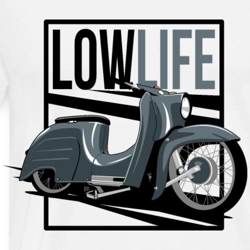 low life moped - Männer Premium T-Shirt