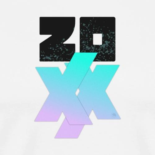 2020 - Men's Premium T-Shirt
