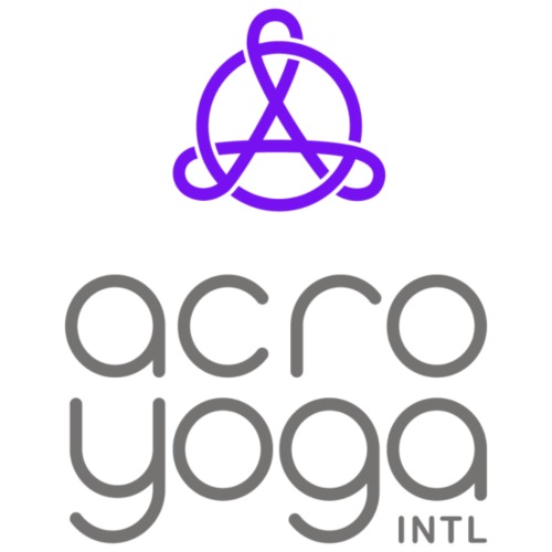 AcroYoga International Logo - Men's Premium T-Shirt