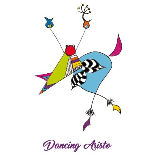 Dancing Aristo - T-shirt Premium Homme