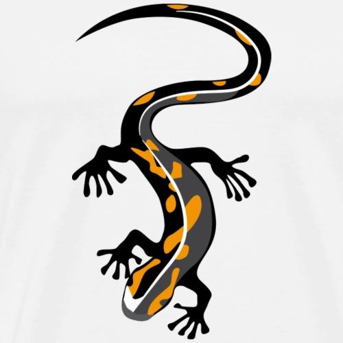 Salamander - Männer Premium T-Shirt