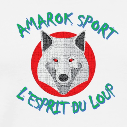 AMAROK SPORT - T-shirt Premium Homme