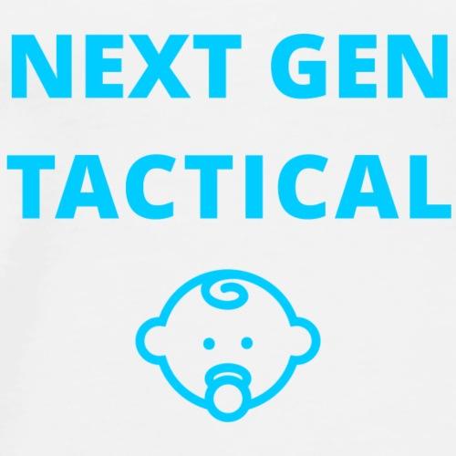 Tactical Baby Boy - Mannen Premium T-shirt