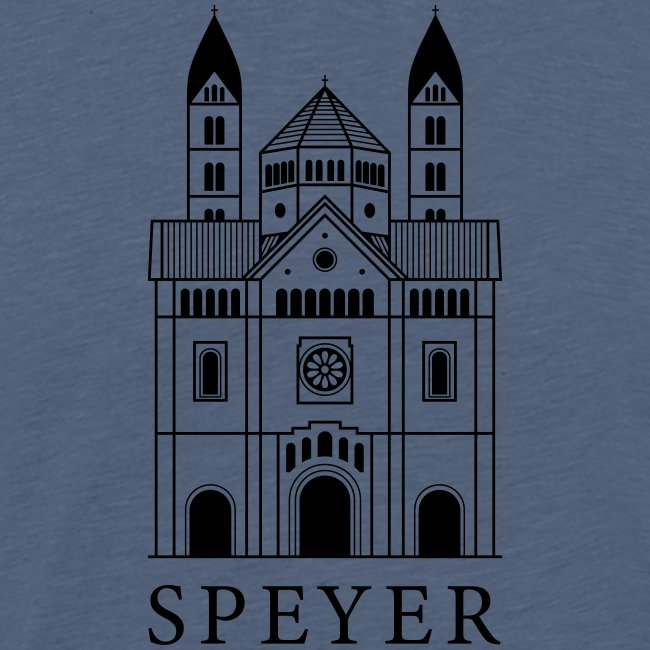 Speyer - Dom - Classic Font