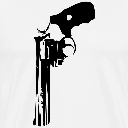 357mag4v - T-shirt Premium Homme
