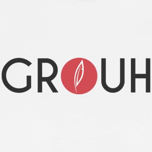 Citation - Grouh - T-shirt Premium Homme