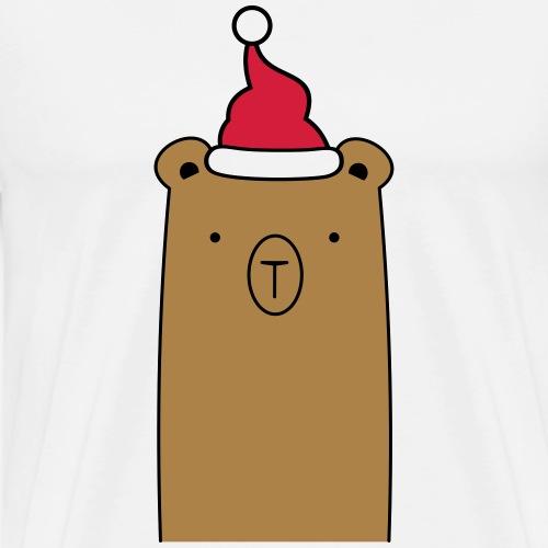 Bär Nikolaus Weihnachtsmann Weihnachten Santa