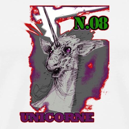 Unicorne - Camiseta premium hombre