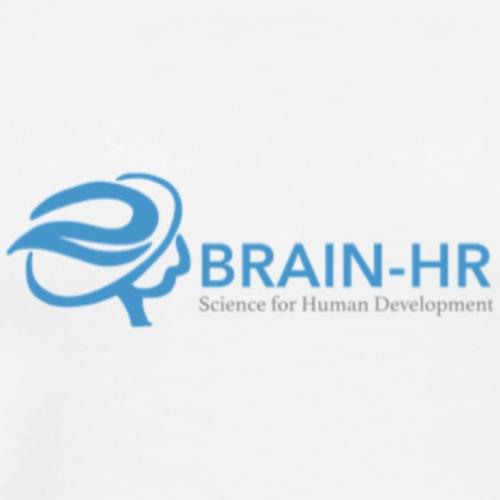 BRAIN-HR - Männer Premium T-Shirt