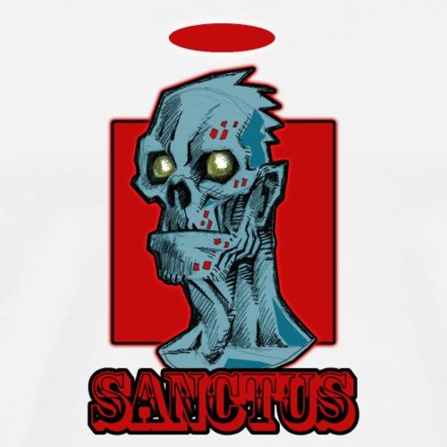 Sanctus - Camiseta premium hombre