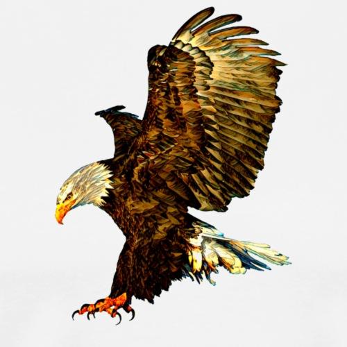 American Eagle 2 - Men's Premium T-Shirt