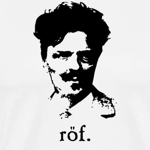 Röf - Premium-T-shirt herr