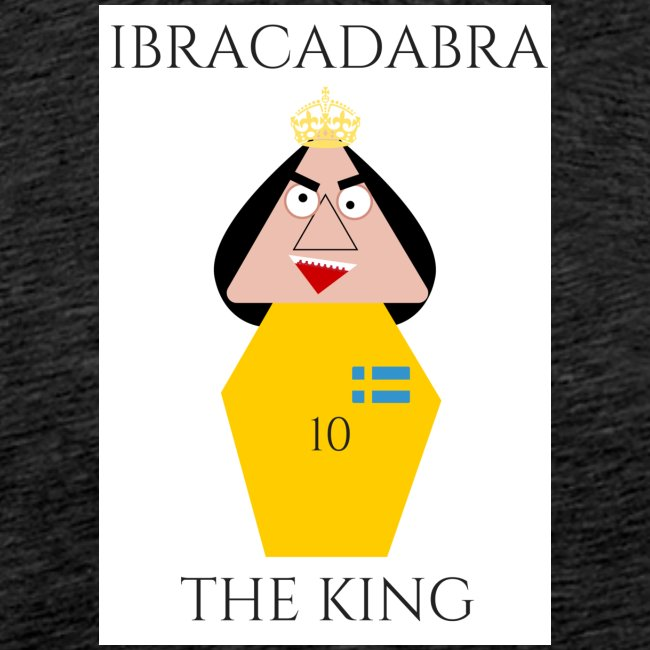 IBRACADABRA - THE KING