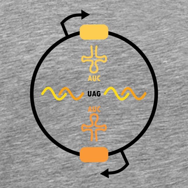 Biocontainment tRNA - shirt women