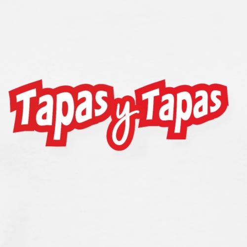 Tapas y Tapas - Camiseta premium hombre