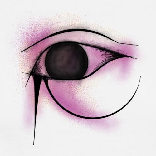 Eye By TheRawburt & Ejum - Premium-T-shirt herr