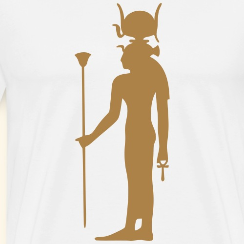 Egyption God 15 - Men's Premium T-Shirt