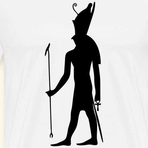 Egyption God 18 - Men's Premium T-Shirt