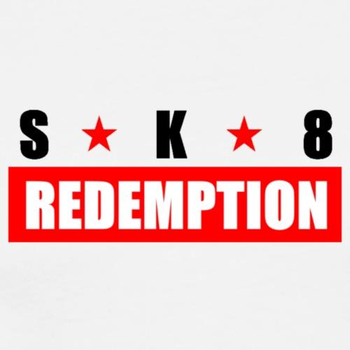 sk8 redemption 0 - T-shirt Premium Homme