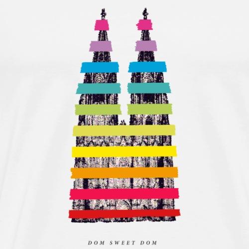 DOM SWEET DOOM (Pride Edition) - Männer Premium T-Shirt