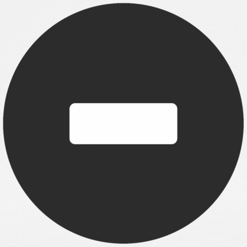 Button - Maglietta Premium da uomo