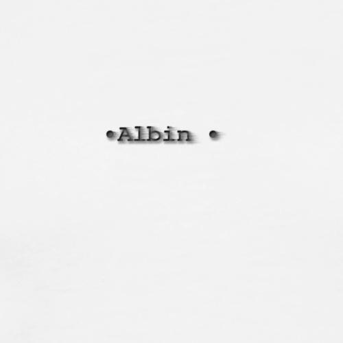 • Albin • - Men's Premium T-Shirt