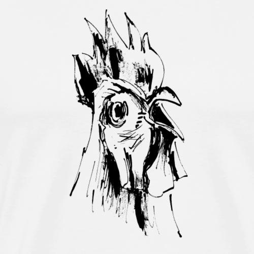 Mohawk - Männer Premium T-Shirt