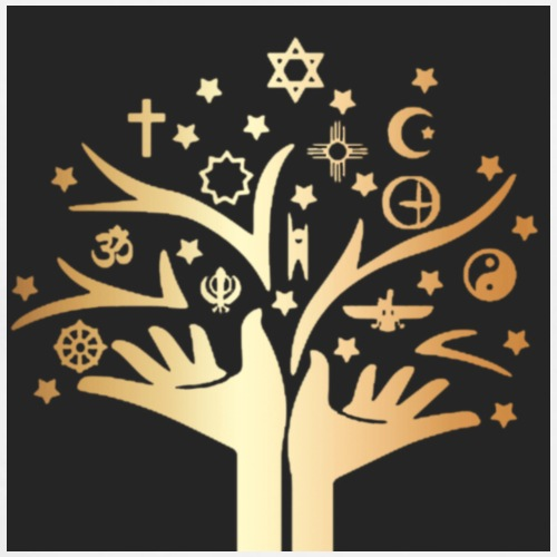 Religions from the same source - Men's Premium T-Shirt