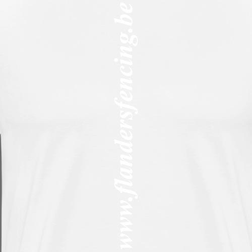 wwww.flandersfencing.be - Mannen Premium T-shirt