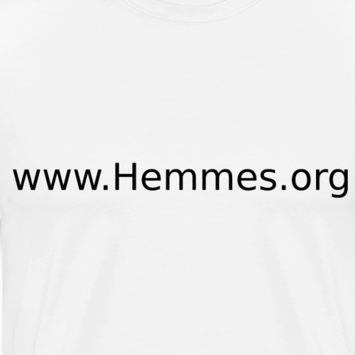 HemmesORG1 - Männer Premium T-Shirt