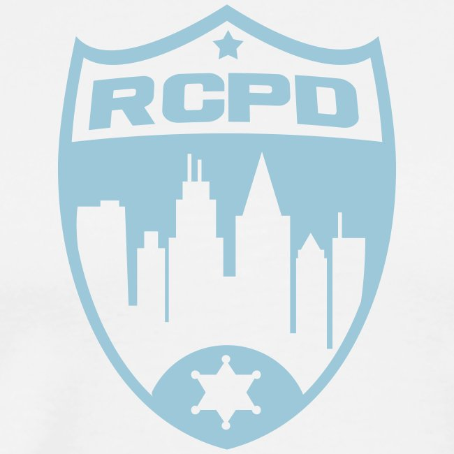 Rising Cities Police Department Logo