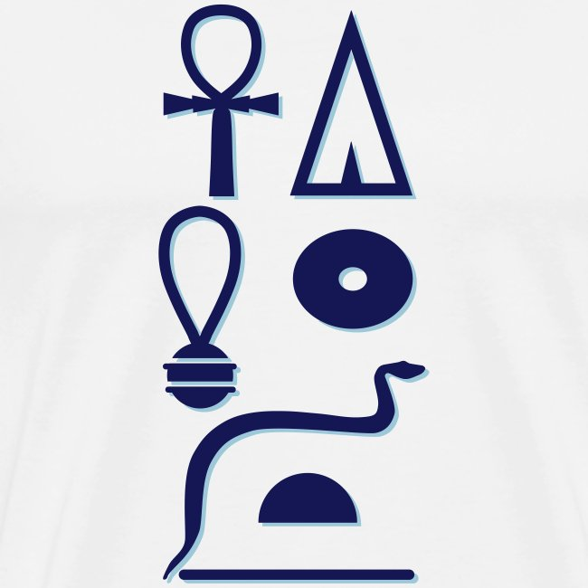 Hieroglyphen - Leben wie Re ewig