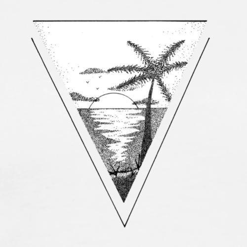 Infini paradis - T-shirt Premium Homme