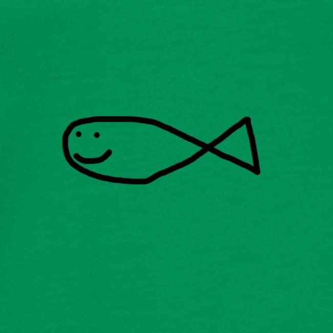 Klassisk Strandfisk Baby Smekke