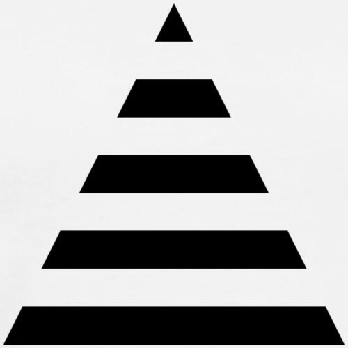 Tannen Streifen schwarz eins cultform