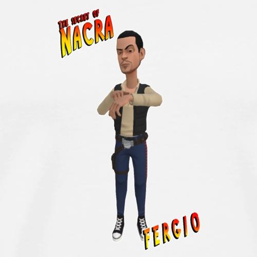The secret of nacra - FERGIO - Camiseta premium hombre
