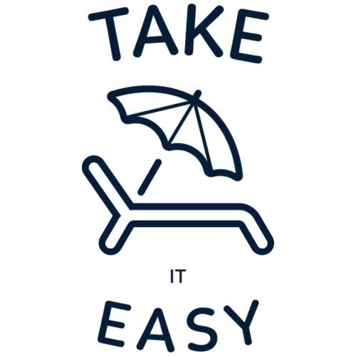 Take it easy - Männer Premium T-Shirt