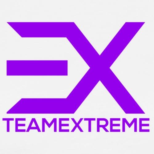 TeamExtremePurpleOfficial - Men's Premium T-Shirt