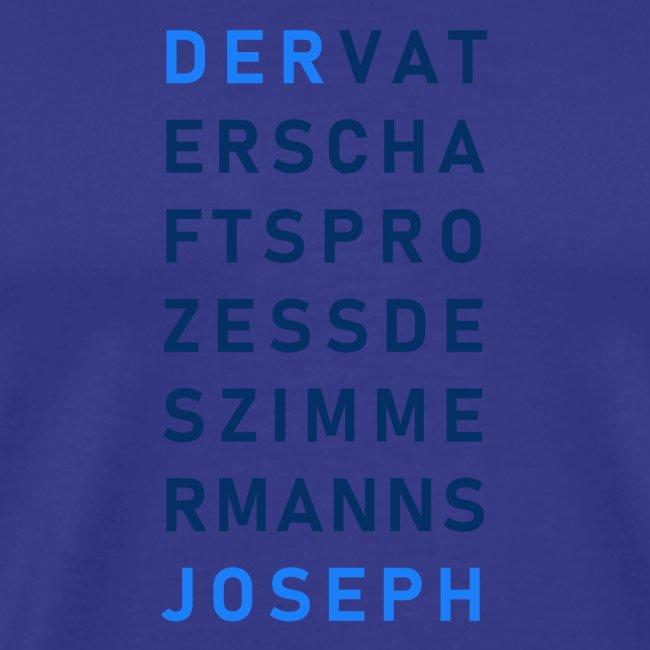 Zimmermann Joseph blau