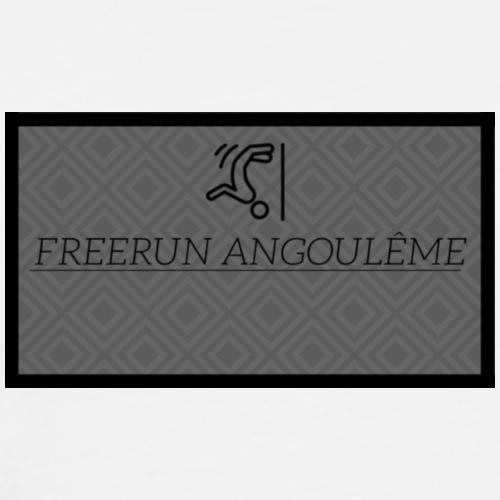 FREERUN ANGOULEME - T-shirt Premium Homme
