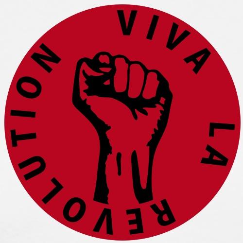 2 colors - Viva la Revolution - Working Class - Männer Premium T-Shirt