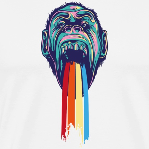 Epic Monkey - Männer Premium T-Shirt