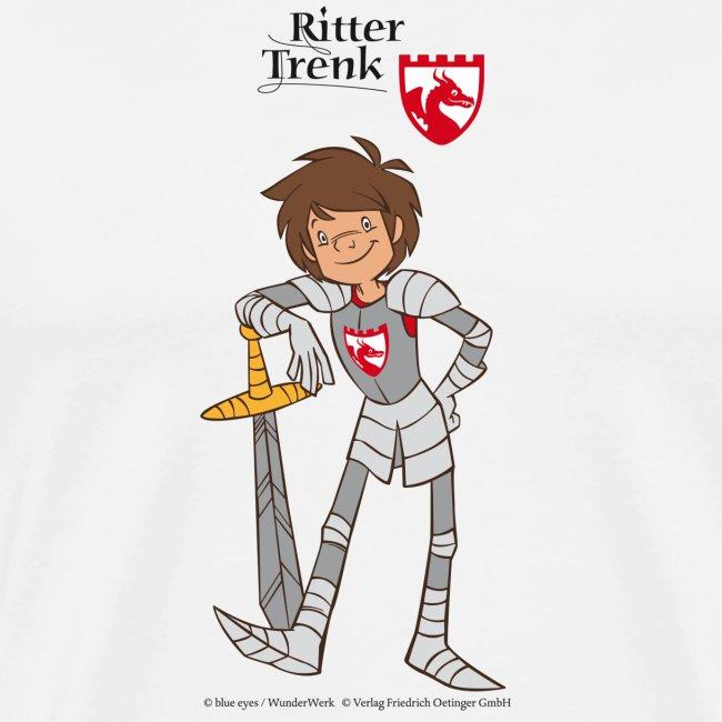 Ritter Trenk Bio-T-Shirt für Kinder