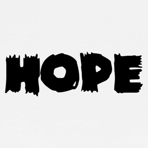 Quotees UF - Hope - Premium-T-shirt herr